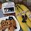 Thumbnail: Mostly Organic Blueberry Banana Dog Treats