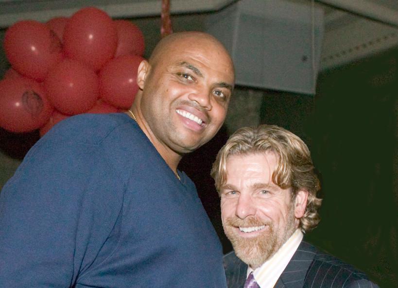 Howard and Charles Barkley