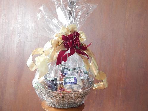 Large Holiday Gourmet Gift Basket
