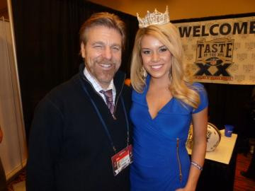 Howard and Miss America