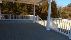 Christaldi Builders Deck