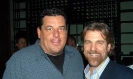 Howard and Steve Schirripa