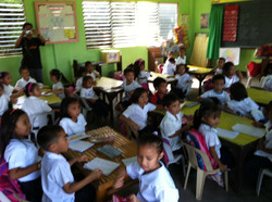 Classroom of 60 littlies