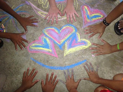 Childrens Hands & Hearts