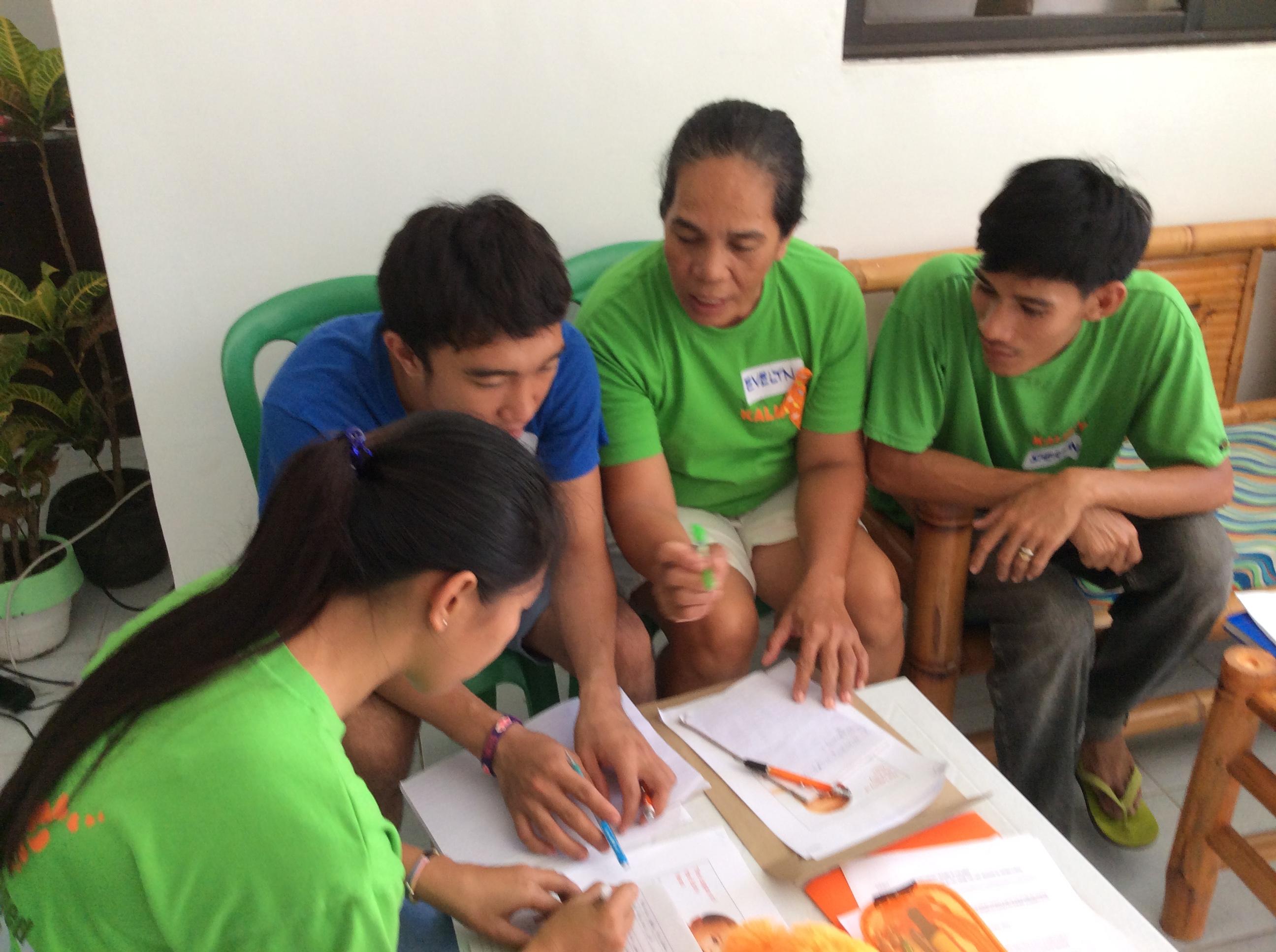 Training group