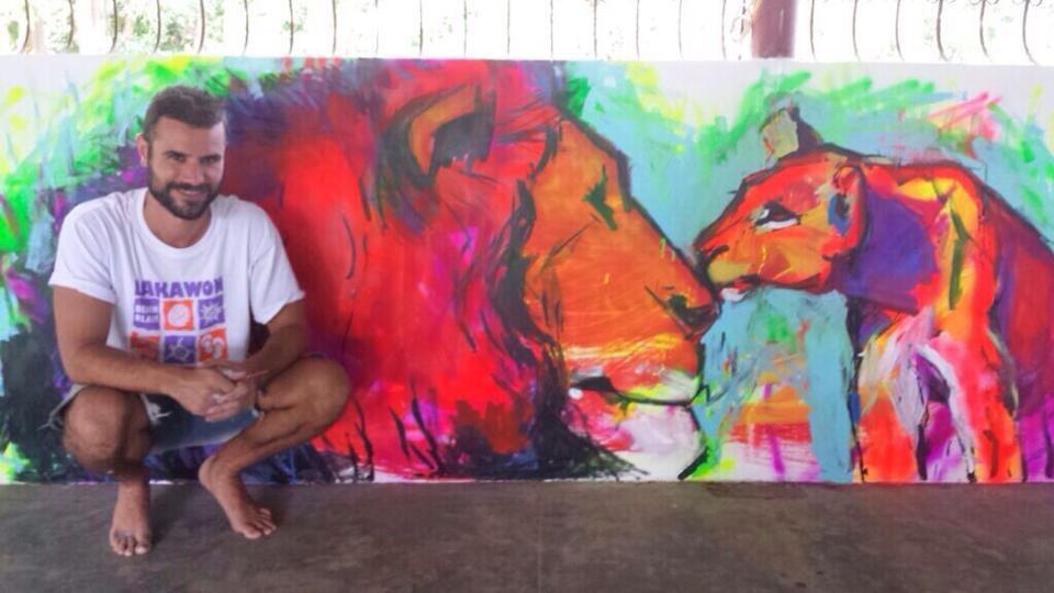 Talented Spanish artist