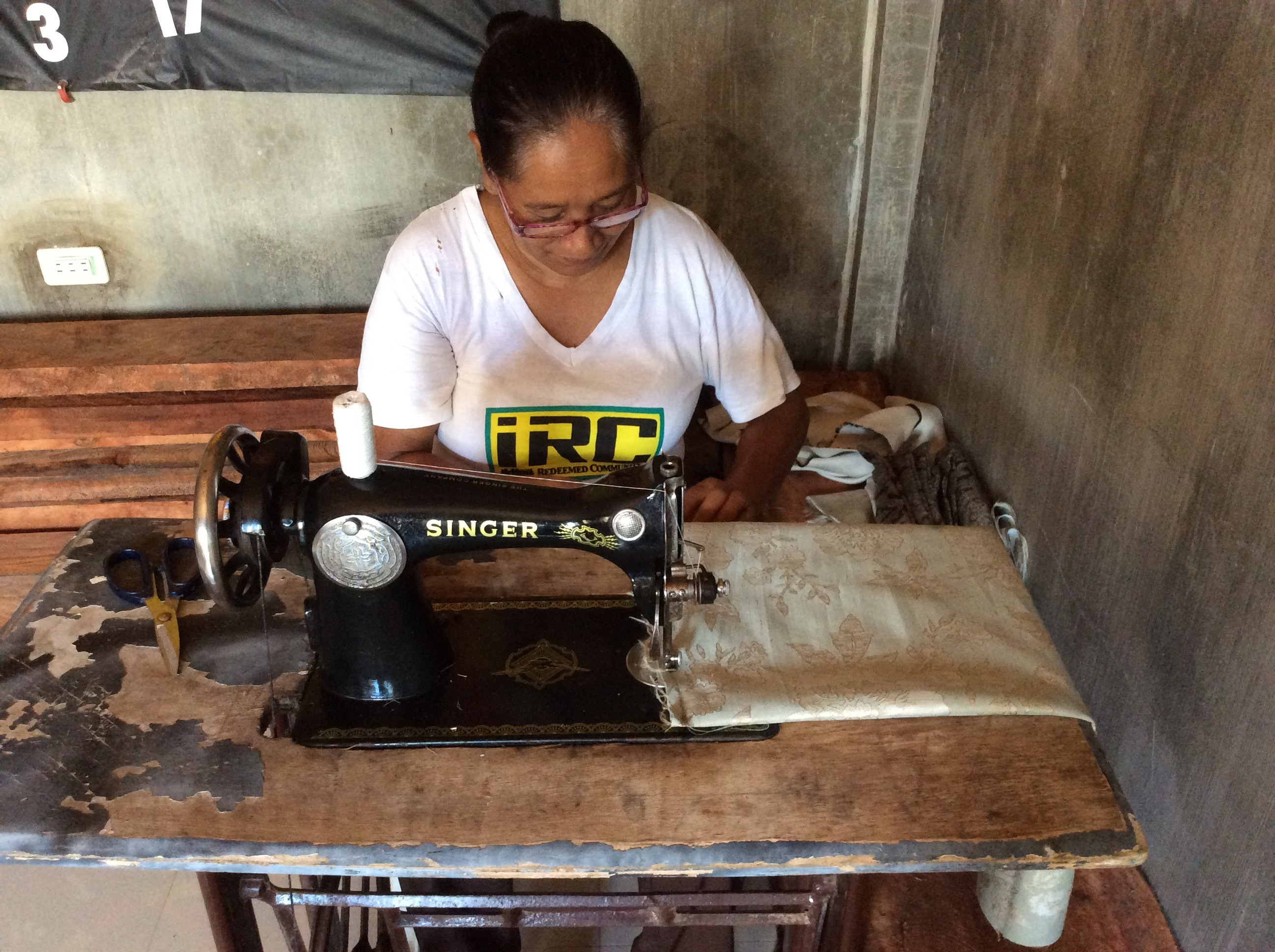 Sewing manual