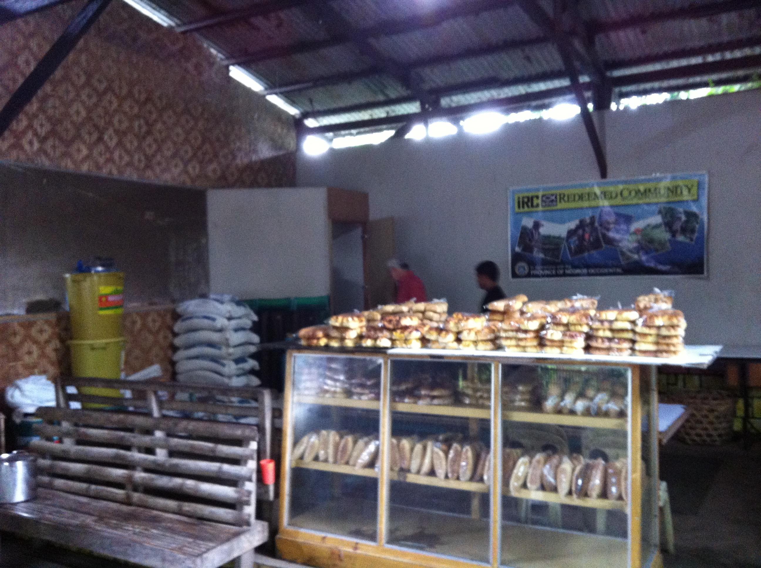 Hearts & Hands Community Bakery in full swing