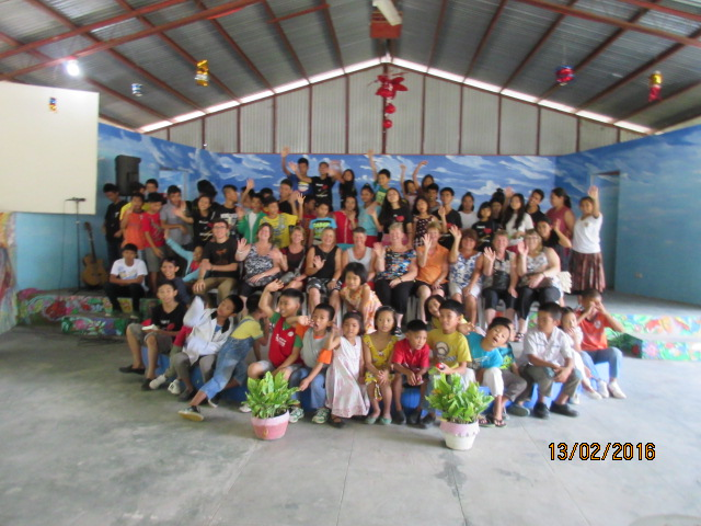 Supported Kalipay children