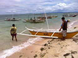 Fishing industry pre cyclone Yolanda