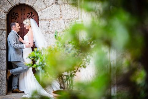 Emily & Dave - Destination - Wedding - M