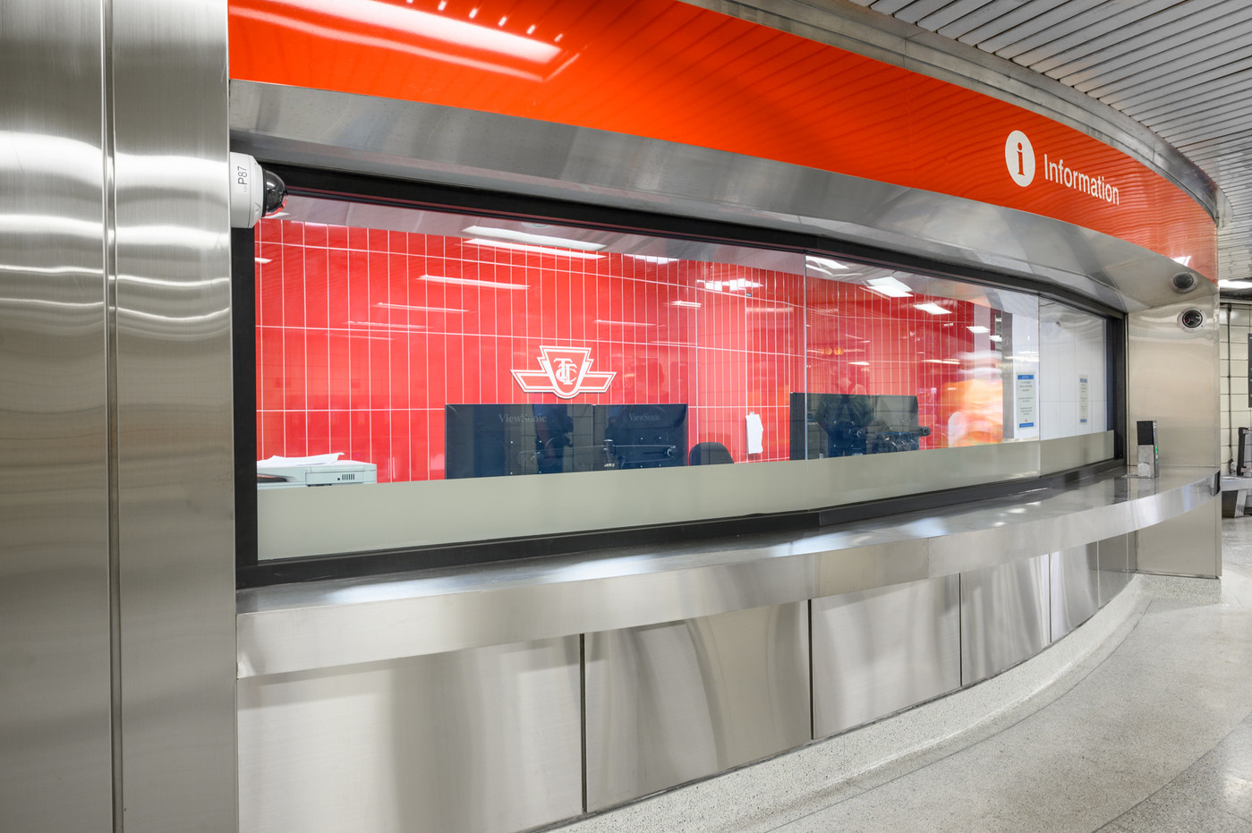 TTC Info Station