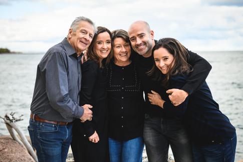 VanAllens et al. Oct 2019 - Family Photo