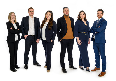 Real Estate Team Photo
