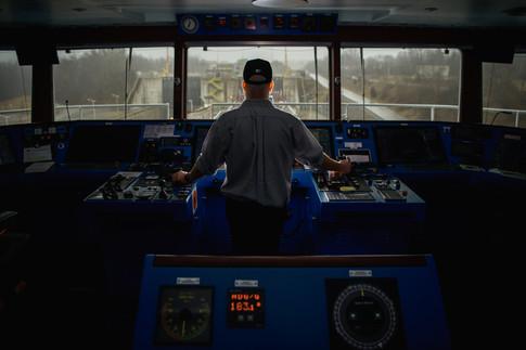 captain of the Algoma Niagara
