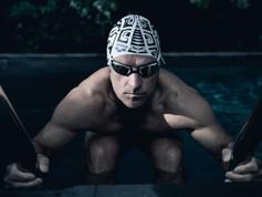 portrait ~ Masters' swimmer