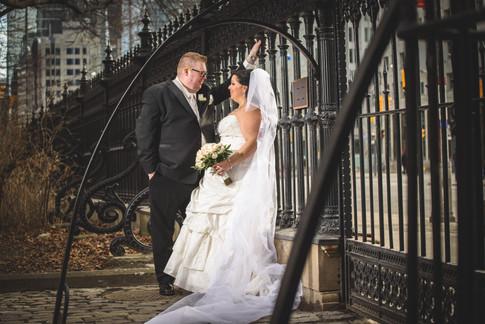 Wedding at Osgoode Hall, Toronto
