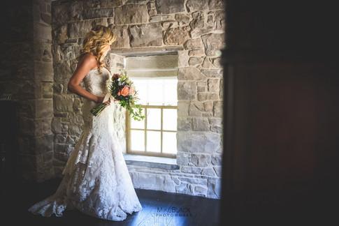 Bridal portrai