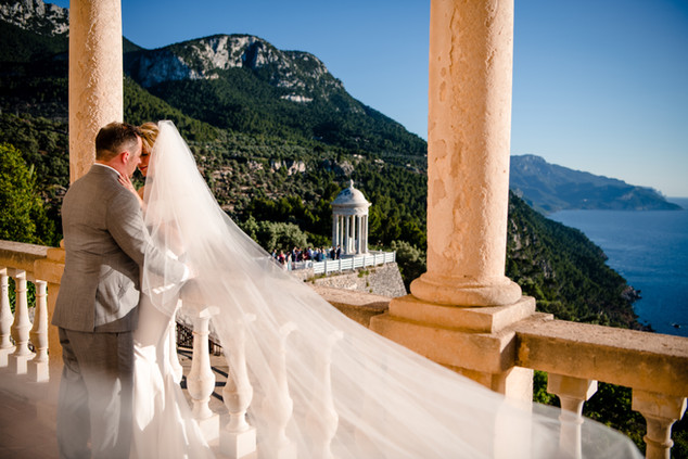 Emily & Dave -  Mallorca Wedding - Mike