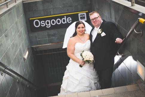 TTC Osgoode Station in Toronto