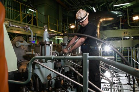 Algoma Niagara - ship engineer