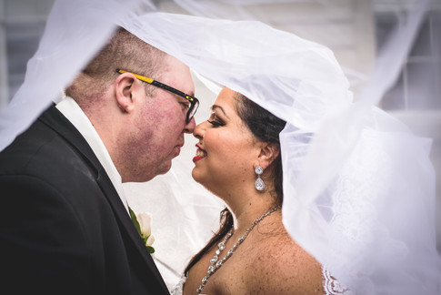 Wedding at Osgoode Hall