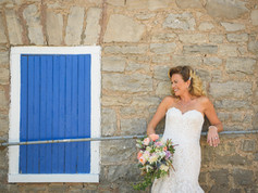 local wedding at the Ancaster Mill
