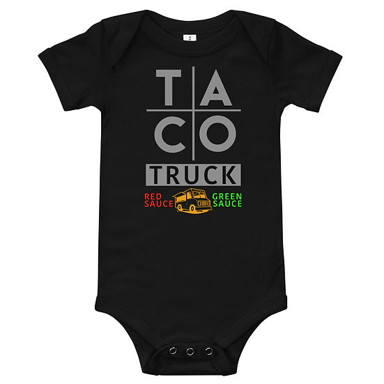 Taco Truck Onesie