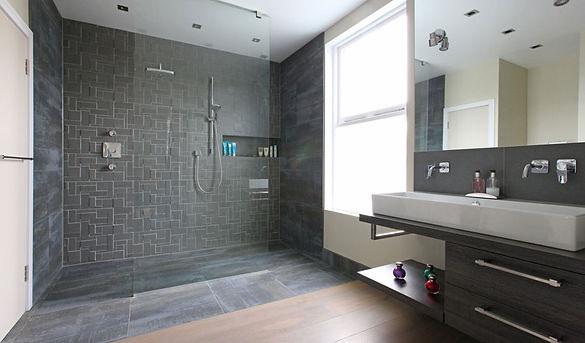 framless Shower