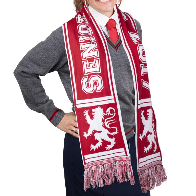 Custom-school-scarves-australia-red-2