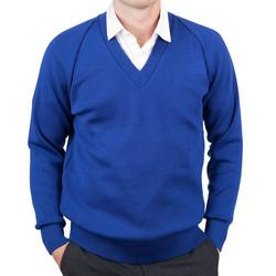 Mens Raglan blue