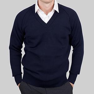 corporate workwear merino knitwear