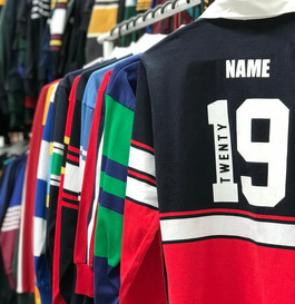 Leavers Jersey - made to order