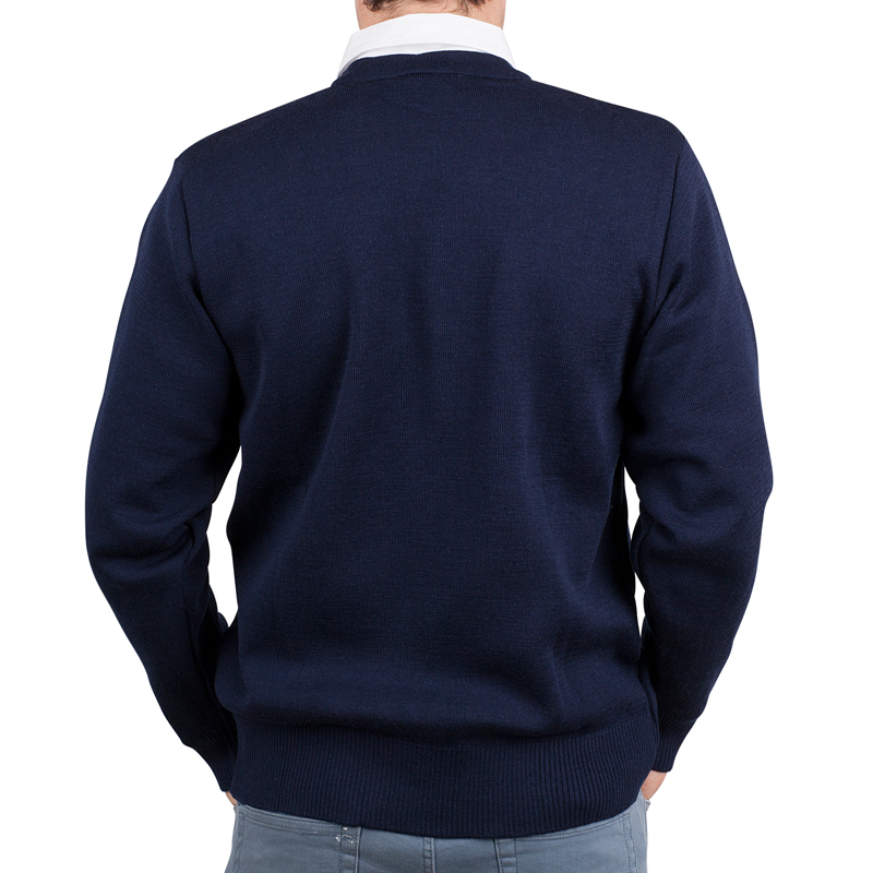 Mens Anti Static Pullover navy 04