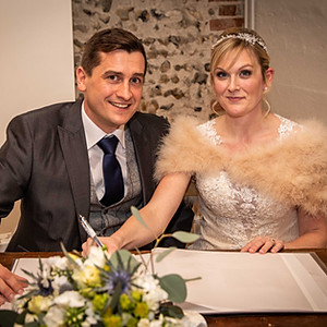 Mr & Mrs Cowling