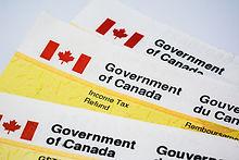 Government of Canada checks SRED