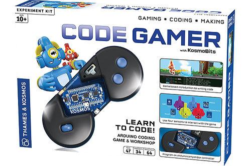 Programming: Code Gamer