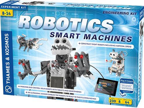 Programming: Robotics Smart Machines
