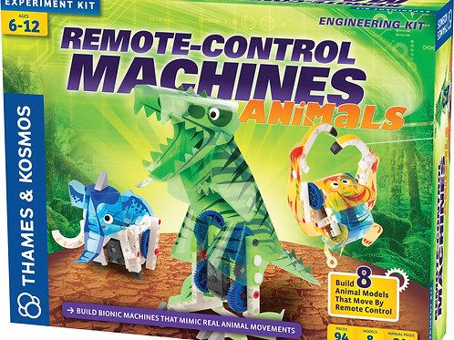 Remote Control Construction: Remote Control Animals