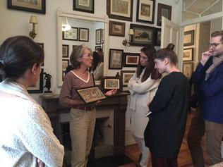 Visite de la collection Jean Bonna à Genève