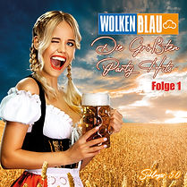 WOLKENBLAU CD PARTY HITS