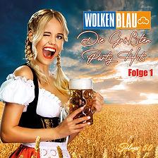 Le nouveau CD WOLKENBLAU