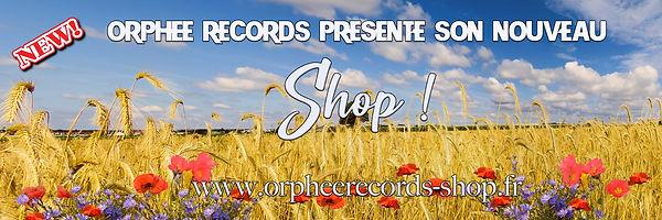 Wolkenblau FanShop by Orphee Records
