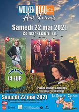 Wolkenblau & Friends Konzert 2021
