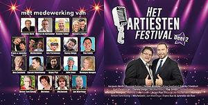 Het Artieste Festival Deel 2