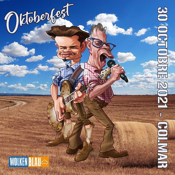 WOLKENBLAU - OKTOBERFEST 2021 - COLMAR