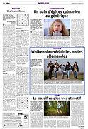 SWR4 WOLKENBLAU DNA L'ALSACE HITPARADE