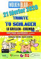 WOLENBLAU 21.02.2020 - LE GRILLENT - TRIBUTE TO SCHLAGER