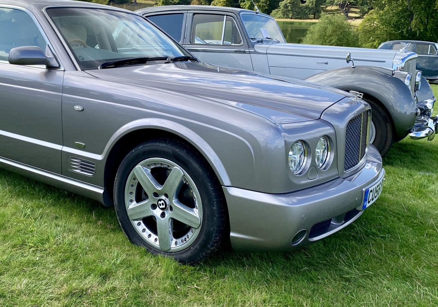 Bentley Arnage T 2007