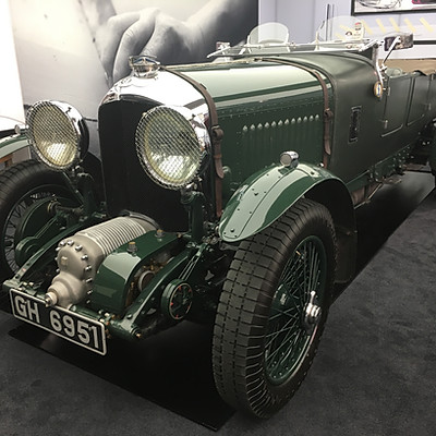 2017 Bentley Motors Crewe